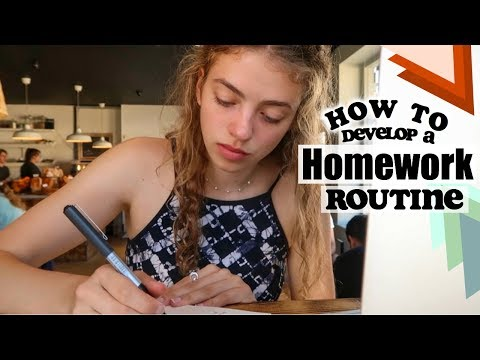 How to Create a Sustainable Homework Routine (& Revision!) 🌟 Let's Minimise Stress x