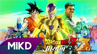 theri theme music   dragon ball z tamil