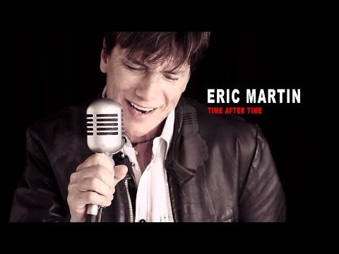 Eric Martin - Time After Time Lyric