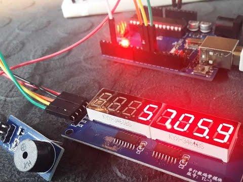 7 Segment Display - Arduino Project Hub