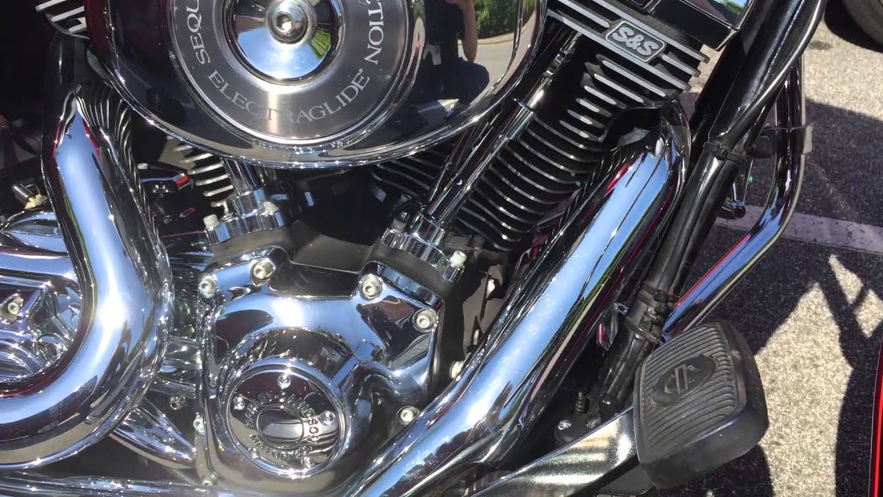 Harley engine vibration with new Glide Pro motor mount