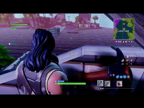 Fortnite bois, getting trashed by good players. hoping for skill. (Mixer livestream 10/14/2017)