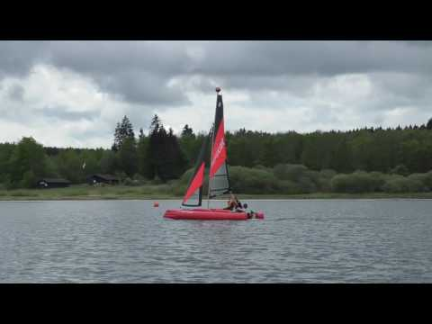 "TEST THE BEST - Grabner HAPPY CAT ""Hurricane"" in Begleitung von HOBIE CAT ""Getaway"""