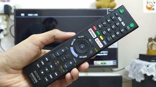 SONY 32 Inch W622G Smart LED TV REVIEW 2020   Why Sony Led TV are different- X Reality Pro Engine