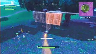 GLITCH DE GLISSEMENT DANS LA BATAILLE ROYALE DE FORTNITE