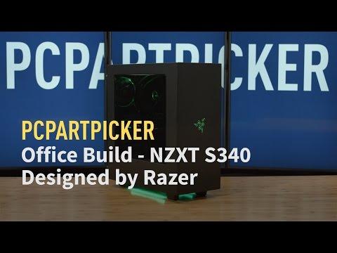 Gaming / Dev Build - NZXT S340 Razer Edition / Core i5-6600K Skylake / GTX 970