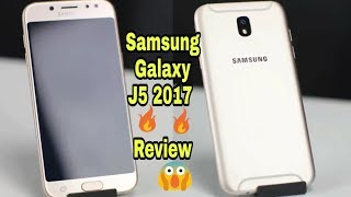 Samsung Galaxy J5 2017 Review! Camera, Performance, Benchmarks and Display 😱