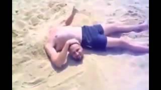 Пляжные приколы Смех