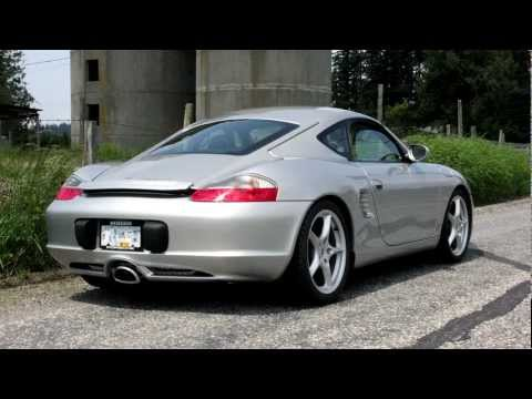Porsche/Boxster Cayman Upgrades