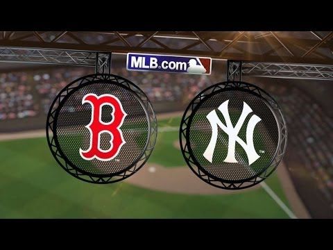 4/11/14: Sizemore's homer leads Red Sox over Yanks