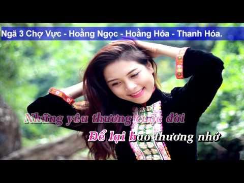 [KARAOKE HD] Thơ Tình Của Núi  -  Beat Song Ca Tân Nhàn ft Tuấn Anh