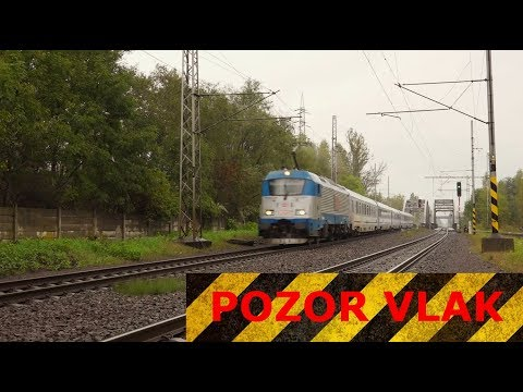 POZOR VLAK / THE TRAIN - 58. [FULL HD]