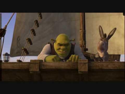Shrek 3 Donkey's Song