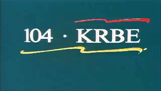 104 KRBE Houston - Aircheck (1985)