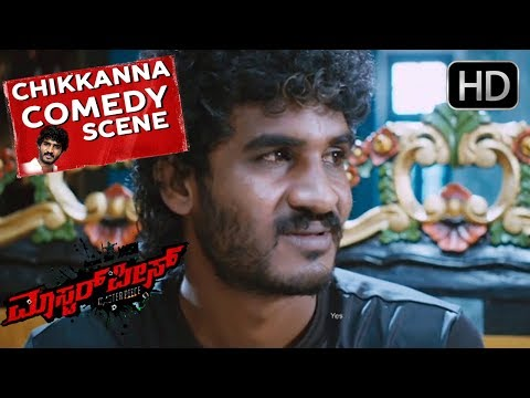 Chikkanna comedy scenes - Chikkanna And Yash Election Campaigning comedy Scenes | Masterpiece Movie