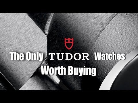 The Only Tudor Watches Worth Buying