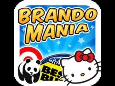 Brandomania Level 6 Answers Walk-through Guide