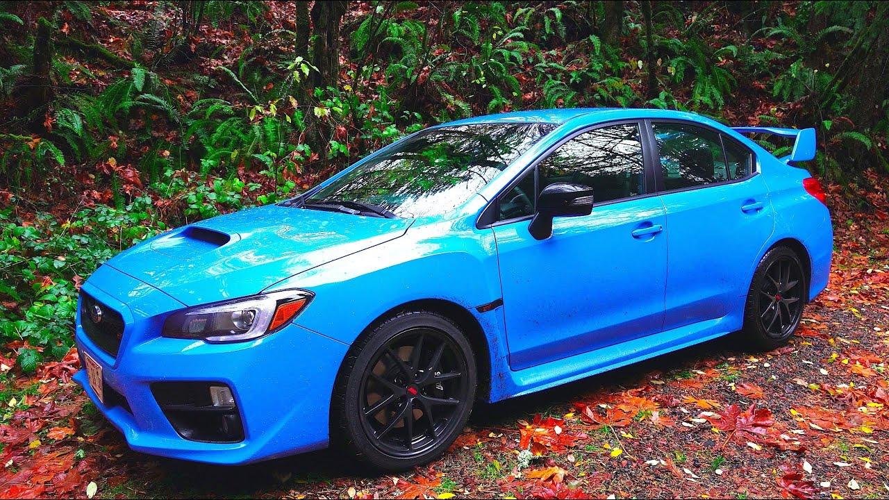 2015 Subaru Wrx Sti 0 60 Mph Acceleration Test Video