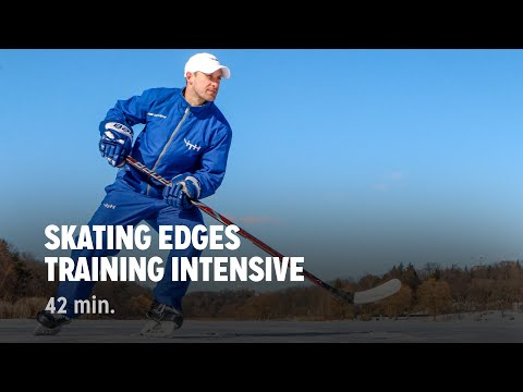 iTrain Hockey Skating Edges Training Intensive - Train The T