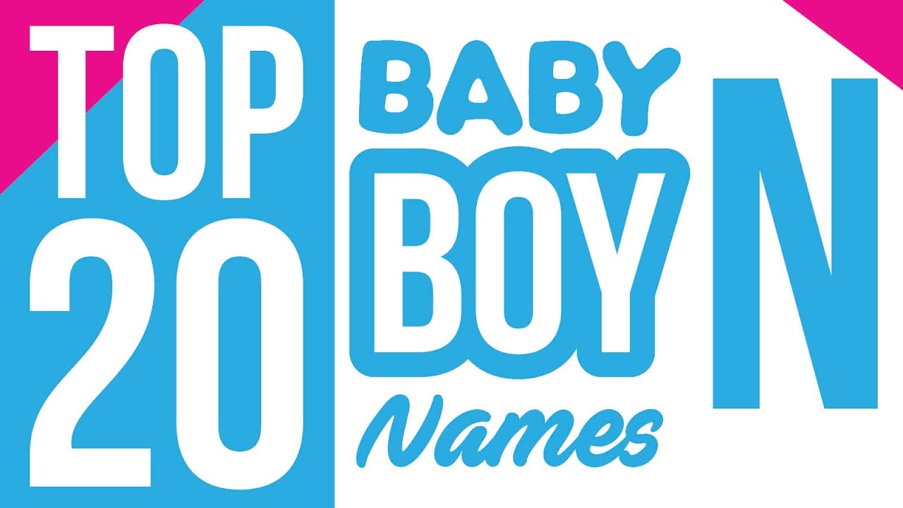 Baby Boy Names Start With N Name For Boys Unique