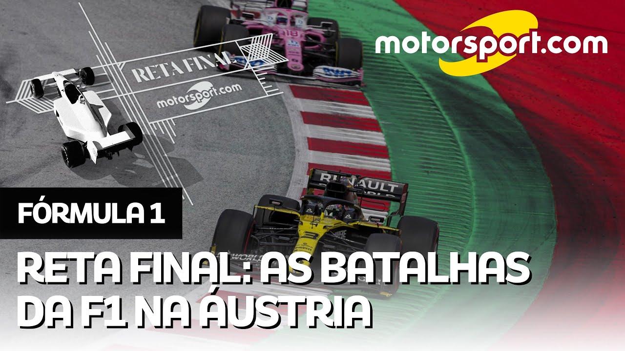 RETA FINAL: Guerra entre Racing Point e Renault, Bottas renovado e participação de Igor Fraga