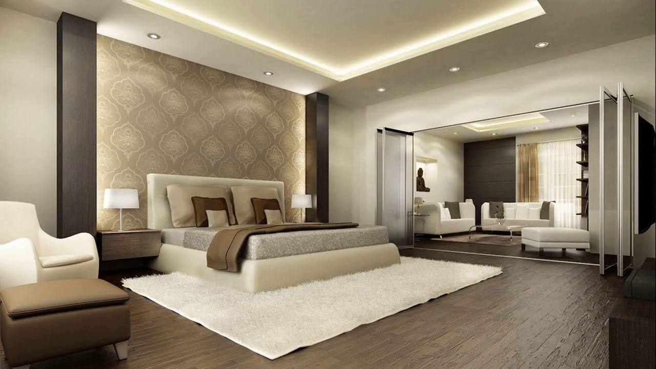 Top 20+ Modern Bedroom Interior Design Ideas Tour 2018