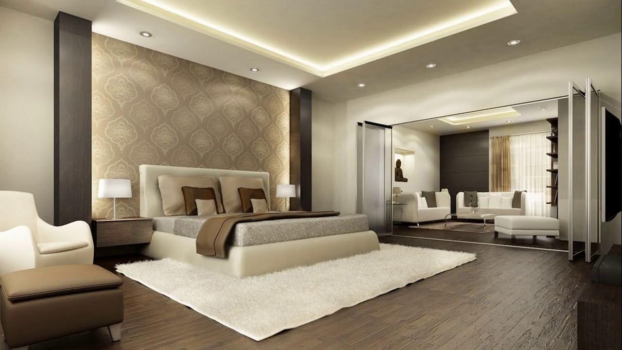 Top 20+ Modern Bedroom Interior Design Ideas Tour 2018 ... on Luxury Bedroom Ideas On A Budget  id=45581
