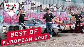 Mazda Garage The European Challenge: Best of European 5000