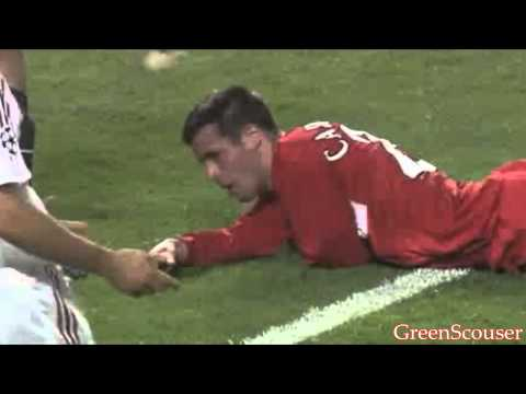 Jamie Carragher vs AC Milan, Champions League Final '05
