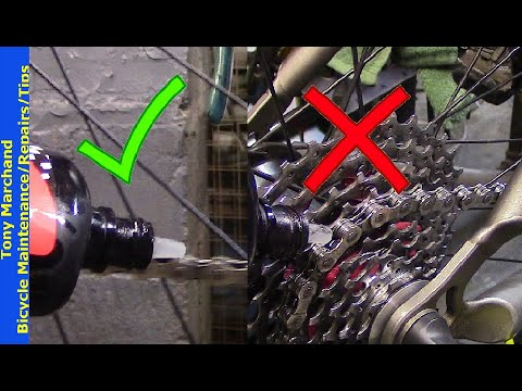 How to Lubricate Your Bicycle Chain: The right way and the wrong way thumbnail