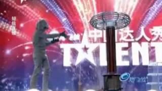 những qui kiệt tại china s got talent chu  m nhạc 2sao vietnamnet vn