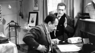 Totò, Peppino e la malafemmina - La lettera