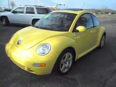2001 VOLKSWAGEN Beetle SPORT, 1.8 turbo, 5 speed!!!
