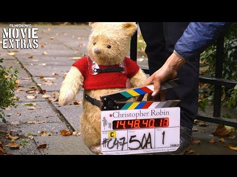 CHRISTOPHER ROBIN (2018) | Behind the Scenes of Disney Live-Action Movie