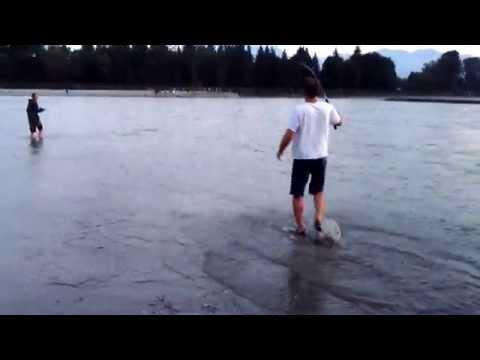 BC Sockeye Fishing on the Fraser river - PegLeg Bar - Sept 9th 2014