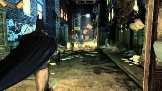 Batman: Arkham Asylum PL - NVIDIA PhysX - PC, Max Settings, FullHD (1080p).