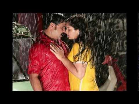 Sanusha hot spicy rain scene and hug with dileep