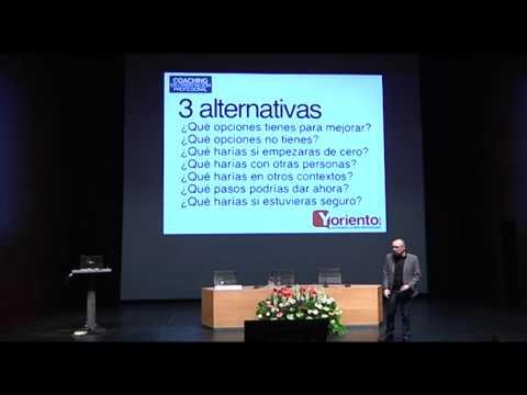 FPeuskadi 2015: The coaching: a professional orientation with glamour. Alfonso Alcántara ES