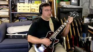Gibson Classic Custom Wine Red.... Again.