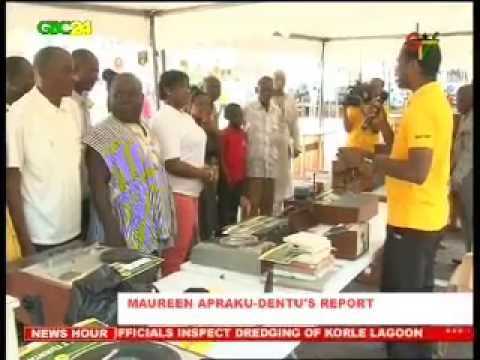 Ghana Broadcasting Corporation Holds Open Day