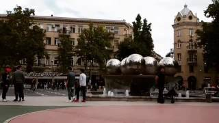 Baku Nizami street Fountains square( short video)(, 2016-12-04T14:25:18.000Z)
