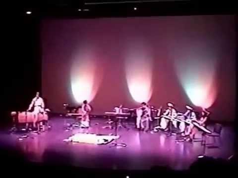 Soirée Culturelle du Viêt Nam-5:Duc Thanh Group-Chant-Danse-improvisation de tambours
