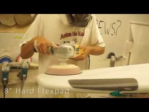 How to Sand a Surfboard the Professional Way