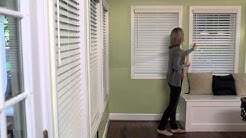 Levolor®‎ Cordless Faux Wood Blinds