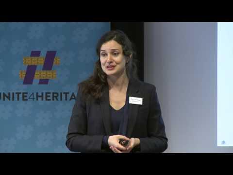 Maria José Miñana, UNESCO, on illicit trafficking of cultural heritage