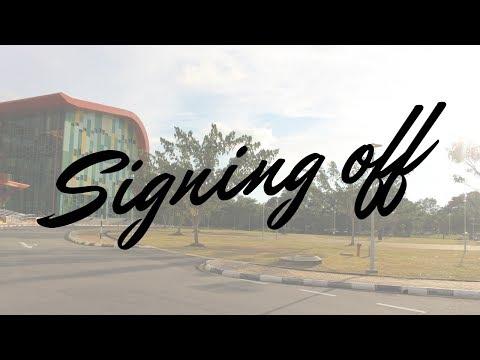 V#15: Signing off   Brunei Darussalam