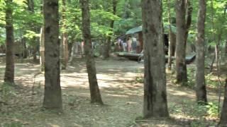 Kamperen op Le Grand Bois