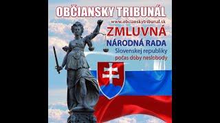 Občiansky tribunál dostal úlohu
