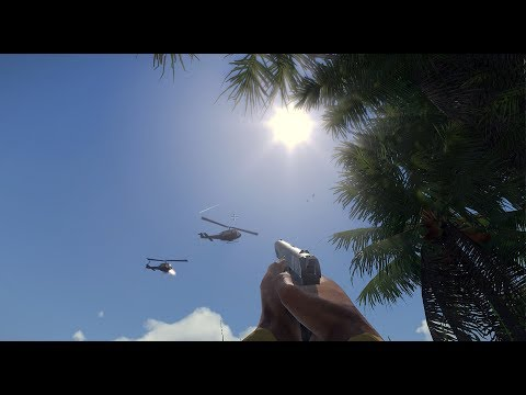 Chỉ có ở Việt Nam:  tay không, súng ngắn hạ trực thăng Mỹ (ARMA 3 The Unsung Vietnam War Mod)