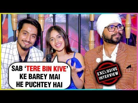 Jannat Zubair & Mr. Faisu Talk About Their NEW SONG Tere Bin Kive | EXCLUSIVE INTERVIEW